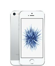 iPhone SE Silver 16GB (A1723) - Locked 02 - Refurbished - Revolution Trading