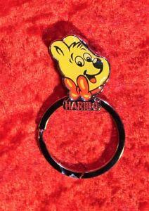 HARIBO Goldbär Schlüsselanhänger 6cm