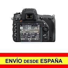 6x Nikon D750 protector de pantalla de película de plástico Protección Ultra Clear Protector de pantalla