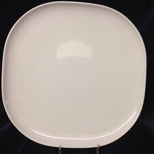 "ROSENTHAL CONTINENTAL MOON WHITE 12 1/8"" SQUARE PLATTER STUDIO LINE SMOOTH"