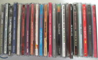 5 for $15 cds Rock Pop Vocals Country cds $2.99 each plus shipping or 5 for $15