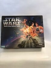 Star Wars Death Star Assault Game Parker Brothers Vintage