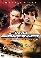 Final Contract (DVD, 2007) Drew Fuller, Alison King BRAND NEW