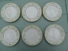 More details for noritake spring meadow plates 6.25 inch set of 6          £14.99 (post free uk)