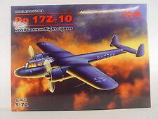 Dornier Do 17 Z -10 Nachtjäger  - ICM Flugzeug Bausatz 1:72 - 72303 #E