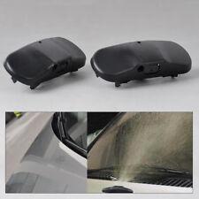2*Jet WASHER Water Spray Nozzle For VW Jetta Golf GTI Passat B6 Caddy 2005 2008