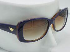 New Designer EMPORIO ARMANI EA 9752/S FPX-02 Sunglasses BLUE/BROWN        S63