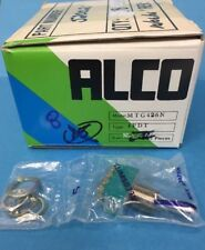 ALCO MTG426N 4PDT Toggle Switch 6A 125V