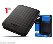 "HARDISK HARD DISK ESTERNO AUTOALIMENTATO 1000GB 2,5"" HD MAXTOR M3 1TB USB 3.0"