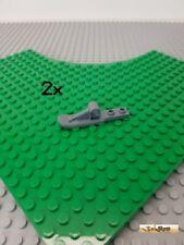 LEGO® 2Stk Technic Ski / Kuve neu-dunkelgrau 15540