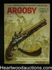 """Argosy"" May 1959 , Marilyn Monroe article"
