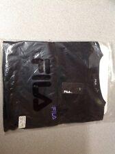 Fila Sports Top, 100% Authentic. Size XL 40/42 Black