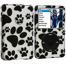 Rigid Plastic MP3 Player Fitted Cases/Skins for Apple