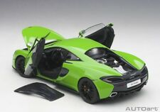 Autoart McLAREN 570S MANTIS GREEN 2016 in 1/18 Scale New Release! In Stock!