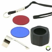MAGLITE Mini Accessory Pack for 2-Cell AA Flashlights #AM2A016
