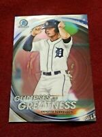 🔥SPENCER TORKELSON 2020 BOWMAN CHROME DRAFT GLIMPSES OF GREATNESS #ST*TIGERS*