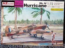 AZ Model Hawker Hurricane Mk.4 1:72nd scale. NEW