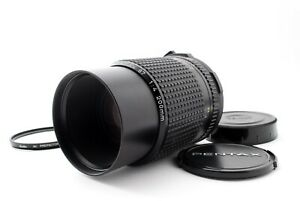 Pentax SMC 200mm f/4 Late Telephoto Lens for 6x7 67 II [Near Mint] From JAPAN