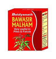 Pack Of 2 Ayurveda Baidyanath Bawasir Malham 25 gm Free Shipping