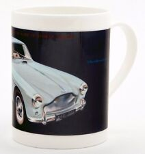 Aston Martin Heritage Mug in Original DB MKIII Design - Black