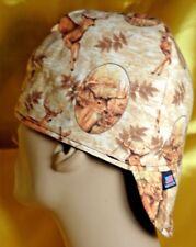 Beautiful Bucks Handmade 100% cotton, Welding, Biker, pipe 4 panel hat