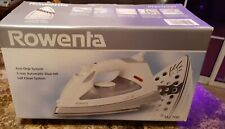 Rowenta Steam Iron Model Sm 700 Made In Germany