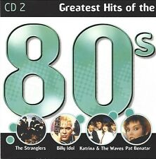 GREATEST HITS OF THE 80'S CD2 * NEW CD * NEU *