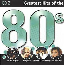 GREATEST HITS OF THE 80'S CD2 * NEW CD * NEU *