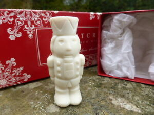 Gianna Rose Atlier Christmas Nutcracker French Milled Spice Scented Soaps Boxed