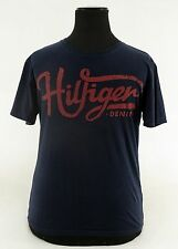T-Shirt Tommy Hilfiger Freizeit Baumwolle blau Gr.L