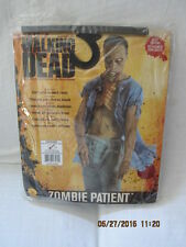 New in the Package Walking Dead Zombie Patient Adult Costume Fits Up To 44