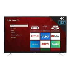 "TCL 43"" Class 4K (2160P) Roku Smart LED TV (43S423)"