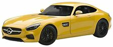 76314 MERCEDES BENZ AMG GT - S Orange Yellow, 1:18 AUTOart