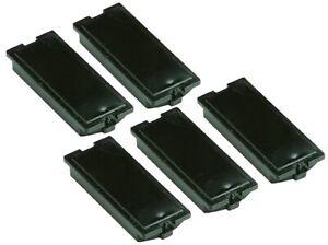 Eaton BRFPP Filler Plate for 1-Inch Circuit Breakers, Pack of 5