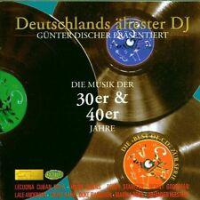 Musik der 30er & 40er Jahre (Günter Discher Edition) Lecuona Cuban Boys, .. [CD]