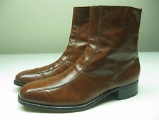 BROWN FLOESHEIM IMPERIAL BEATLE ANKLE Boot SIZE 10 B