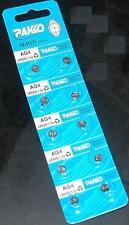 Ag4 377 Sr626sw Sr66 Alcalinas Moneda De Pilas De Botón Para Reloj X 100 Valor
