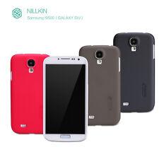 Pellicola+custodia BACK COVER ROSSA NILLKIN per Samsung I9500 Galaxy S4 S 4