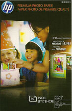 HP Premium 4 X 6 Gloss Photo Paper~Borderless~400 count~BACK-TO-SCHOOL-SPECIAL