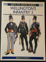 Collezionismo - Men at Arms Series - Wellington's Infantry 2 - n° 119 - 1999