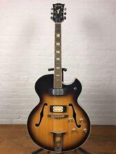 1968 Ventura V-1300 Hollowbody Jazz Guitar ES-175 Copy Electric Guitar