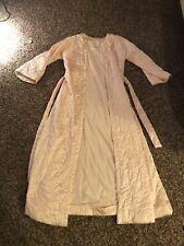 New listing Vanity Fair Pink Tie Bathrobe Robe Small