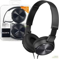 Sony MDR-ZX310 Supra-Auraux Pliable Léger Dj Style Casque over-head - Noir