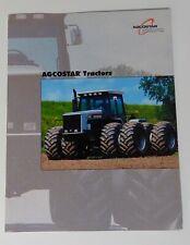 Agcostar Tractors Brochure