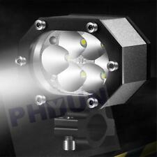 3.5inch Motorcycle Headlight CREE LED Spot Light 48W 4800LM Hi/Low Beam Car Boat