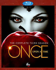 Once Upon a Time: The Complete Third Season (Blu-ray Disc, 2014) BRAND NEW!!