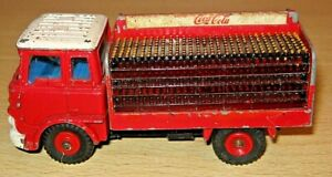 DINKY Toys BEDFORD 'COCA-COLA' Truck with Bottles