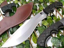 DRAGON WARRIOR RARE CUSTOM HANDMADE D2 TOOL FIX BLADE HUNTING DAGGER BOWIE KNIFE