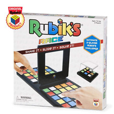 University Games, Rubiks Race, Head-to-head Puzzle Game, Family Game