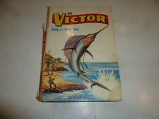 VICTOR COMIC ANNUAL - Year 1968 - UK Annual - (With Danaged Spine)